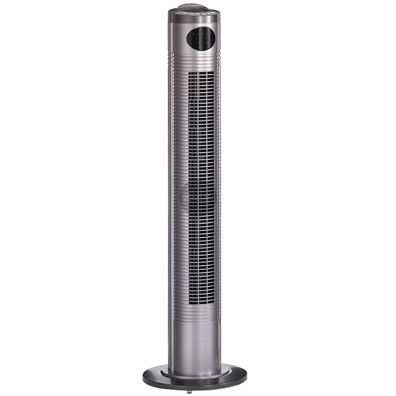 towerventilator airos big pin ii schwarz venisan. Black Bedroom Furniture Sets. Home Design Ideas